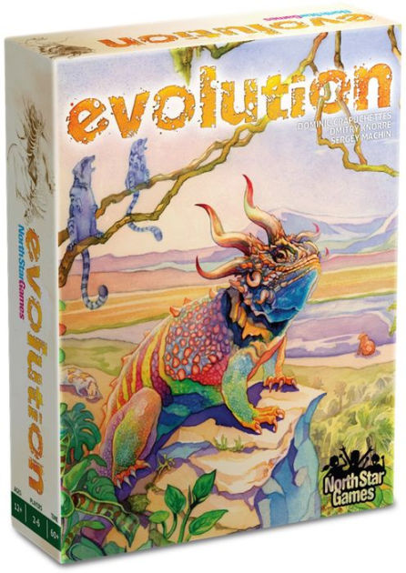Evolution | Davis Cards & Games