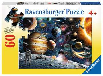 Ravensburger: Outer Space 60 Piece Puzzle | Davis Cards & Games