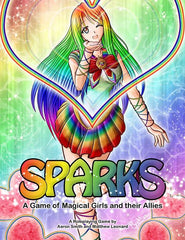 Sparks: A Game of Magical Girls AKA Sparks of Light | Davis Cards & Games