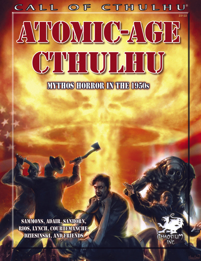 Atomic-Age Cthulhu | Davis Cards & Games