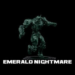Emerald Nightmare Metallic Acrylic Paint | Davis Cards & Games
