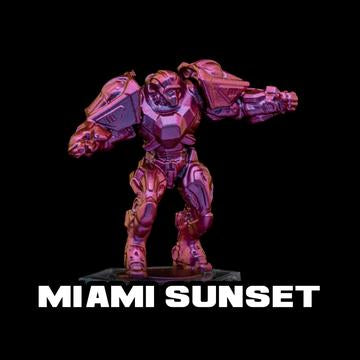 Miami Sunset Turboshift Acrylic Paint | Davis Cards & Games