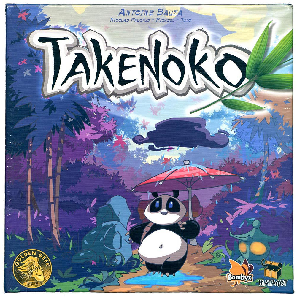 Takenoko | Davis Cards & Games