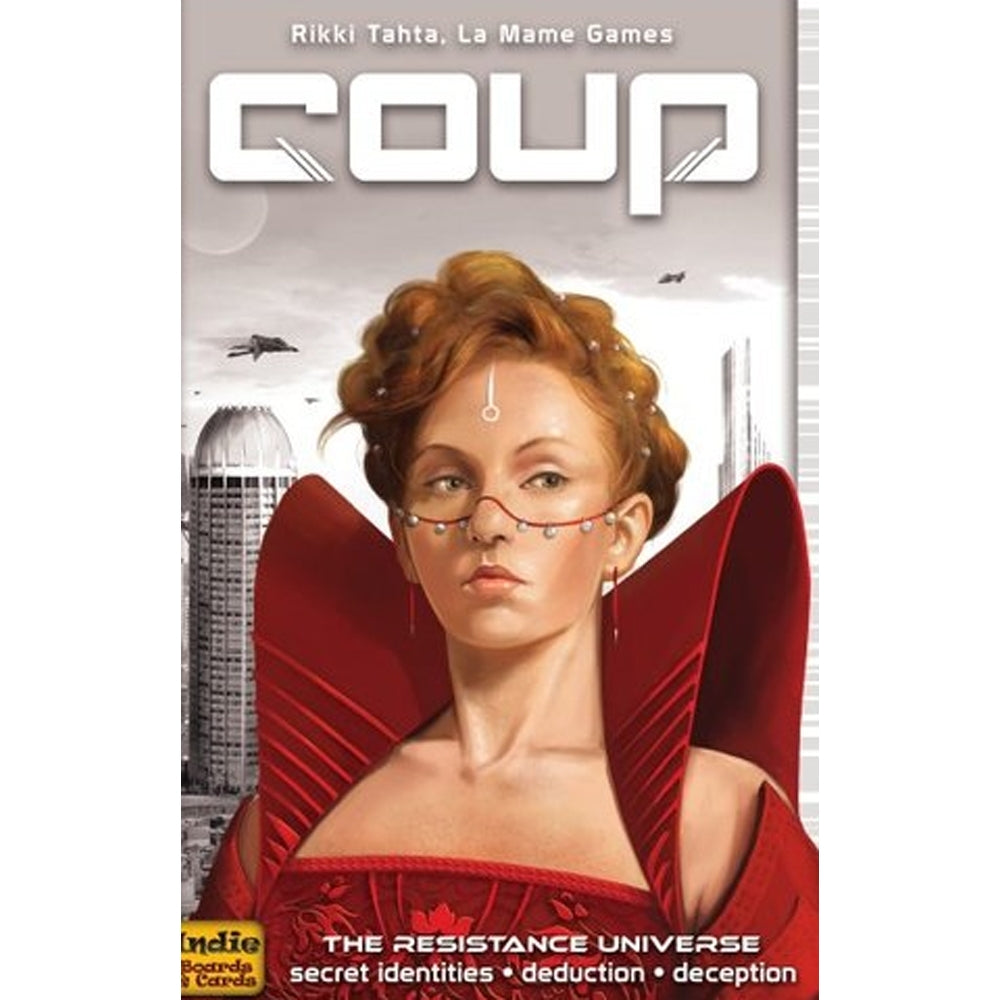 Coup | Davis Cards & Games