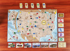 Trekking The National Parks: The Board Game | Davis Cards & Games