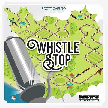 Whistle Stop | Davis Cards & Games