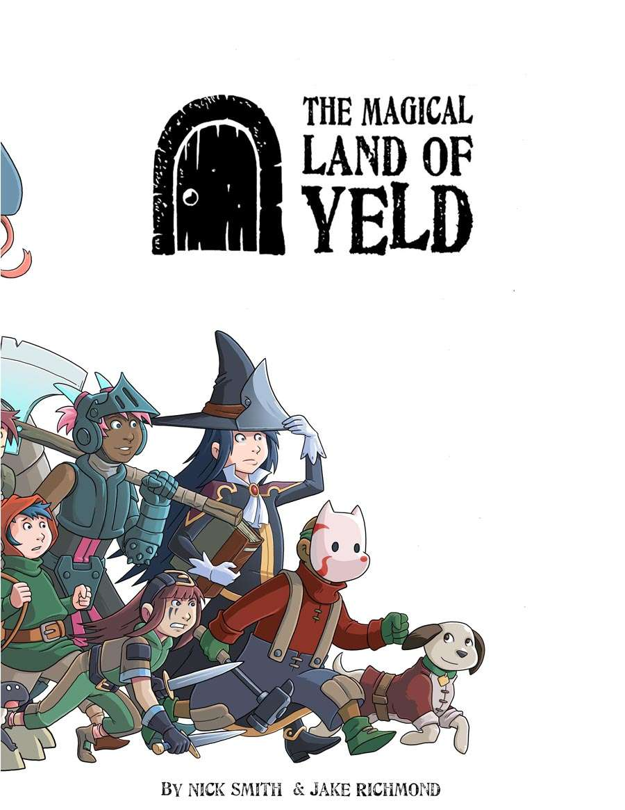 The Magical Land of Yeld | Davis Cards & Games