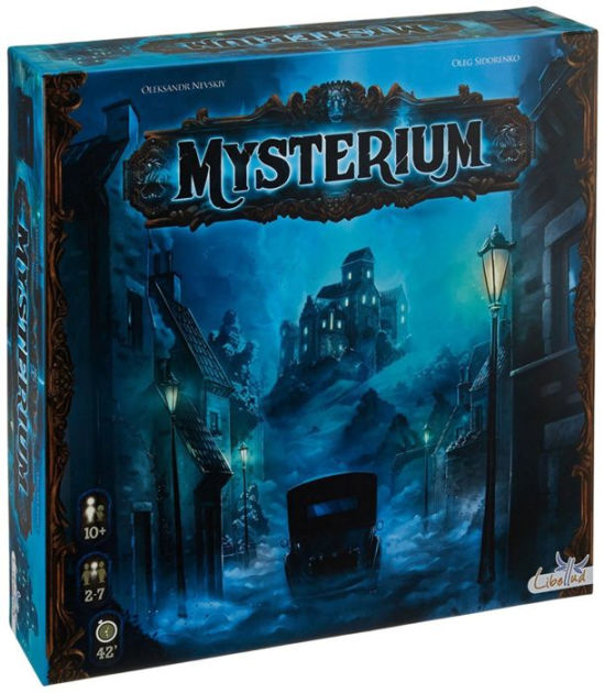 Mysterium | Davis Cards & Games