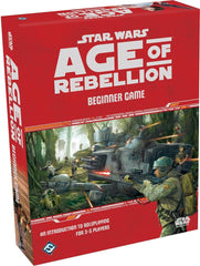 Age of Rebellion: Beginner Game (Star Wars RPG) | Davis Cards & Games