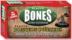 MSP Bones: Monster Colors Set | Davis Cards & Games