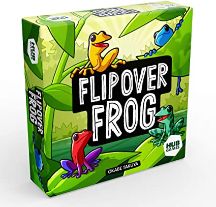 Flip Over Frog | Davis Cards & Games