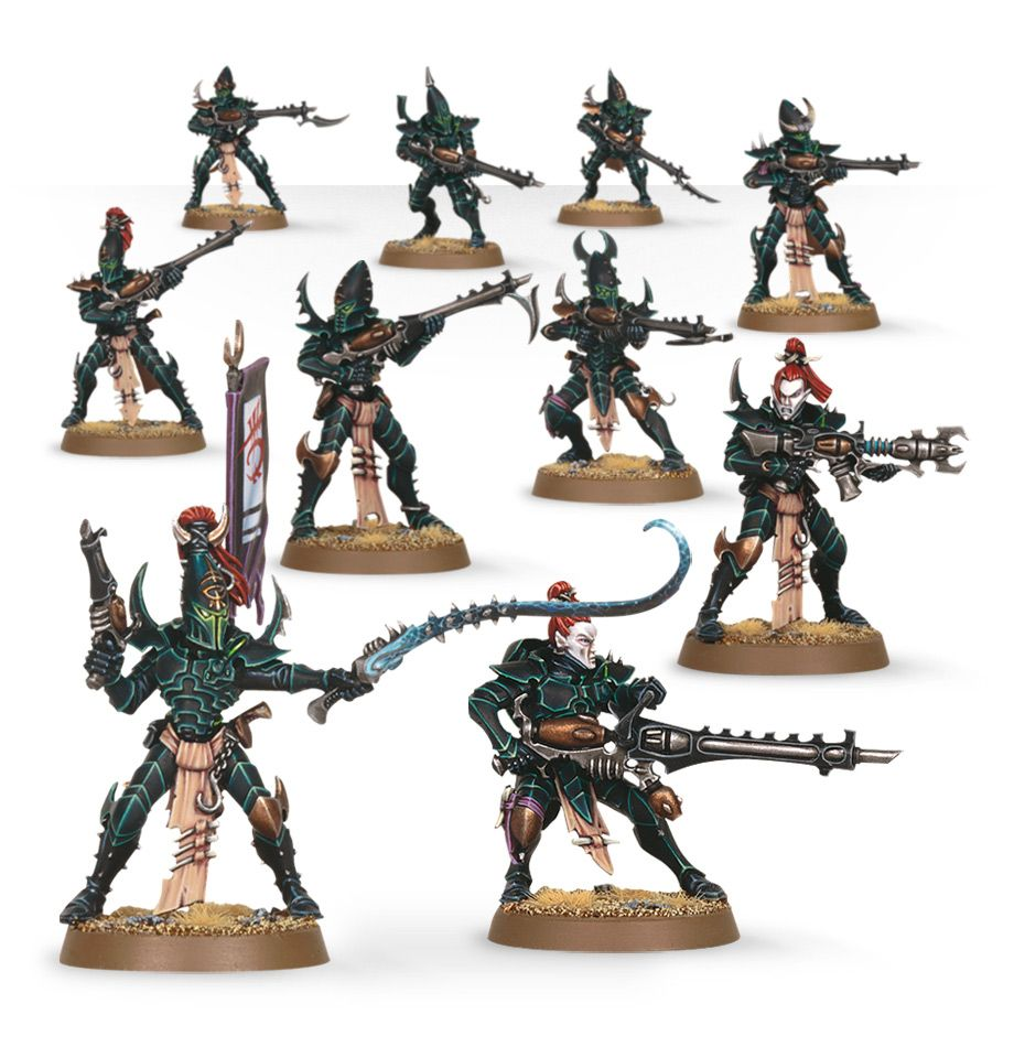 Drukhari: Kabalite Warriors | Davis Cards & Games