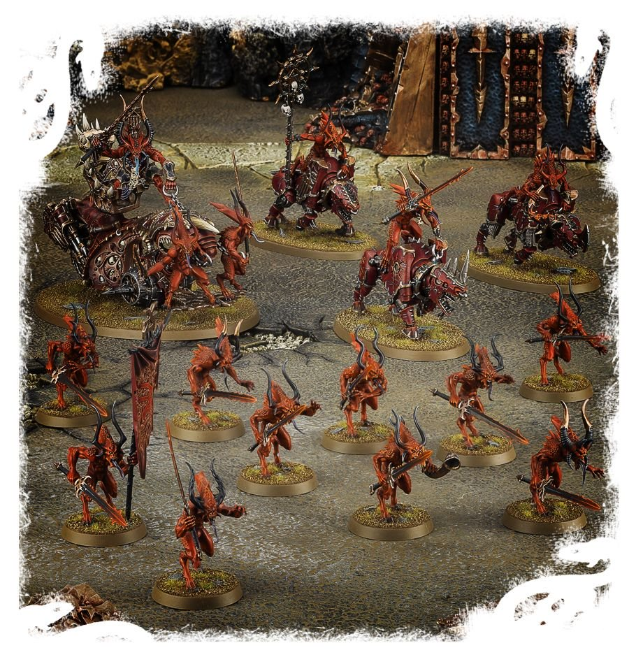 Start Collecting!: Daemons of Khorne | Davis Cards & Games