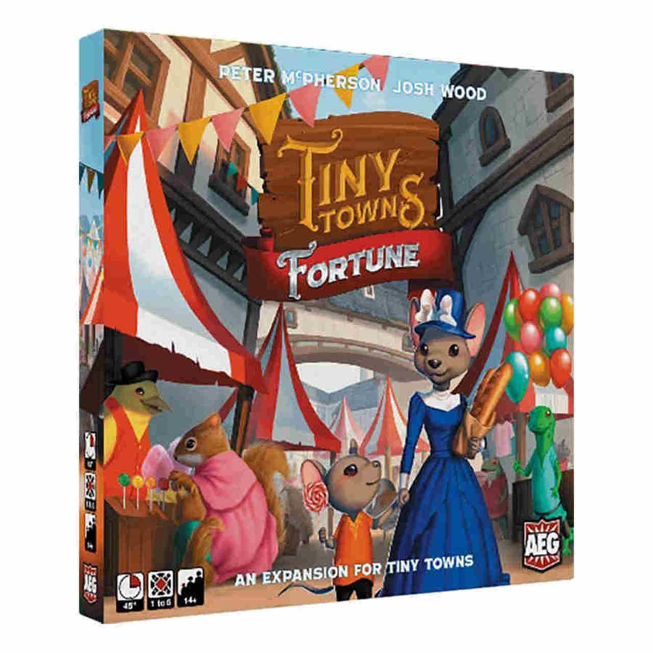 Tiny Towns: Fortune | Davis Cards & Games