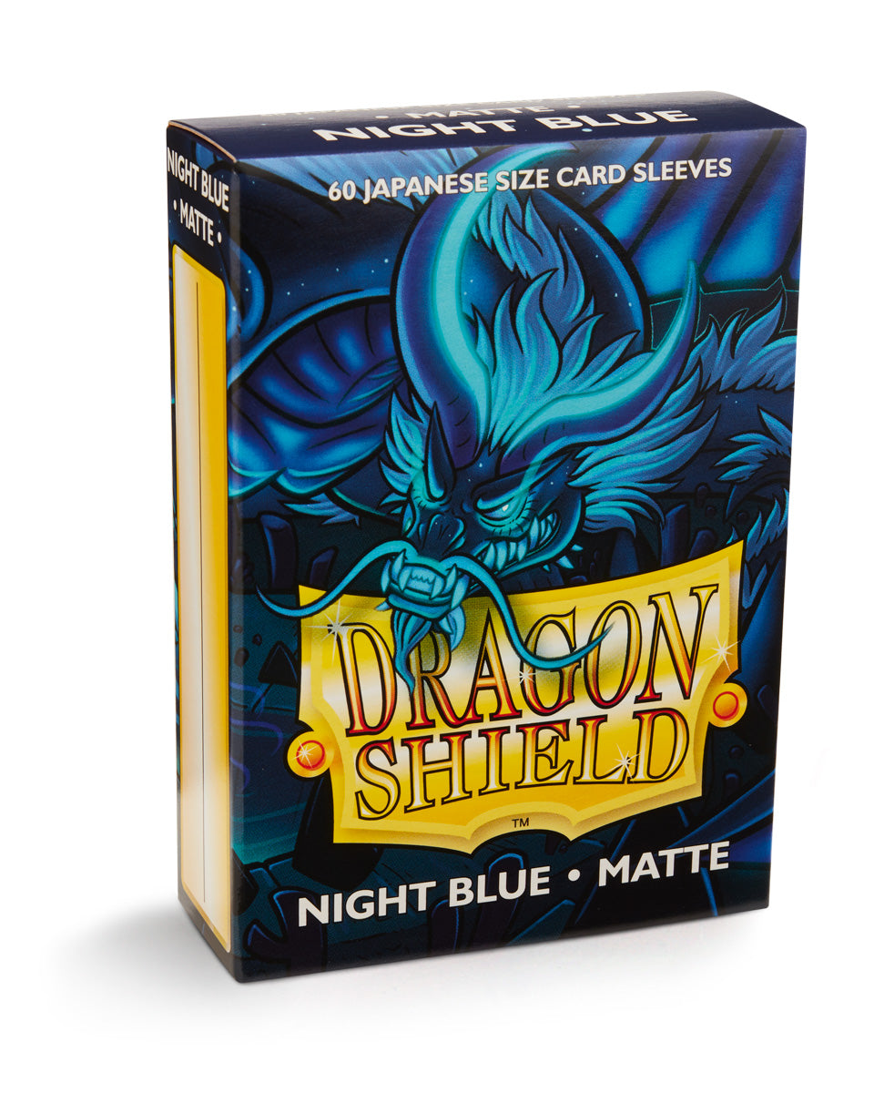 Dragon Shield: Matte Sleeves: Japanese Size | Davis Cards & Games