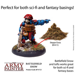 Battlefield Snow | Davis Cards & Games