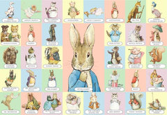 Peter Rabbit & Company 60 Piece Puzzle | Davis Cards & Games