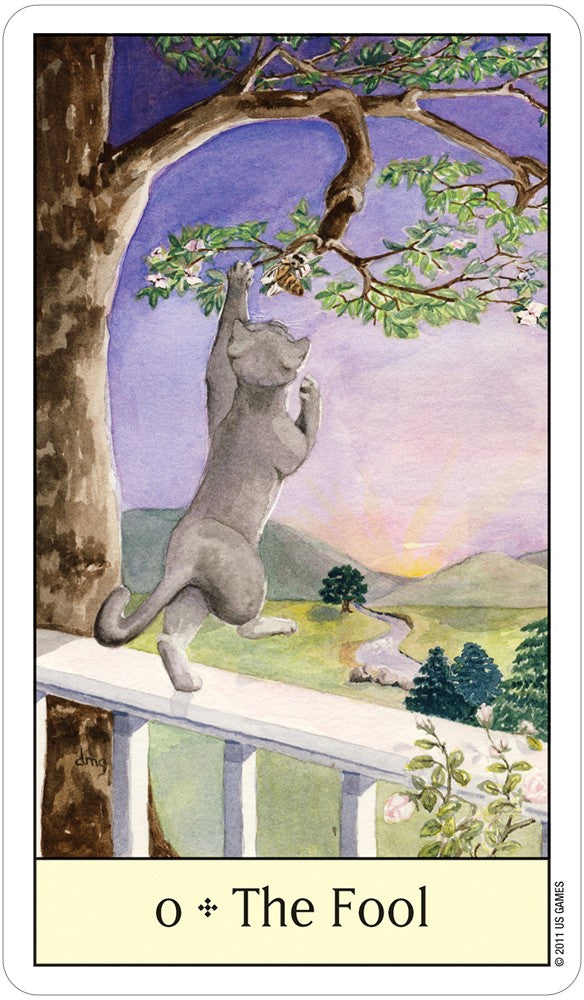 Cat's Eye Tarot - Davis Cards & Games | Davis Cards & Games