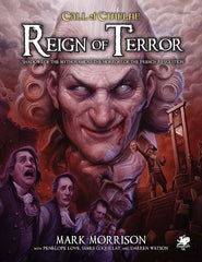 Call of Cthulhu 7th Edition: Reign of Terror | Davis Cards & Games