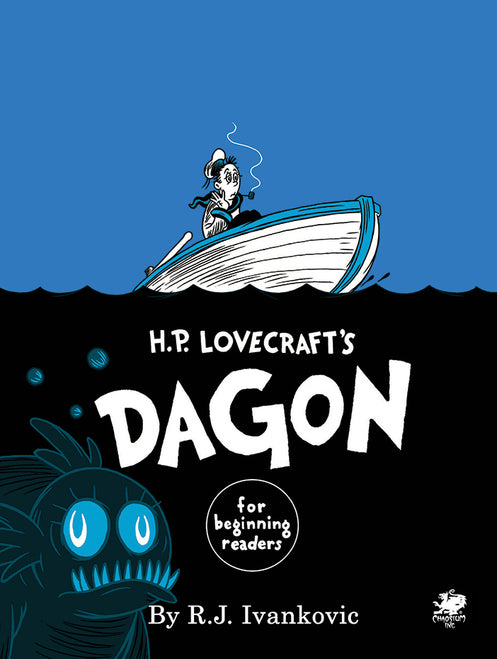 H.P. Lovecraft's Dagon for Beginning Readers | Davis Cards & Games