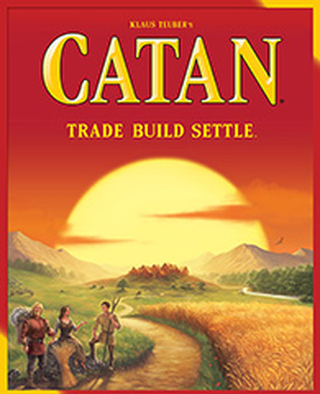 Catan | Davis Cards & Games