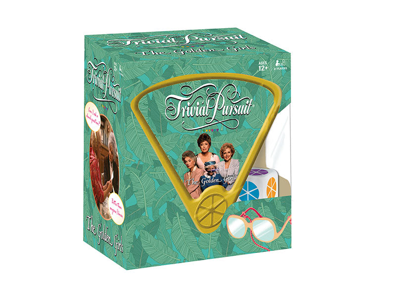 Trivial Pursuit: The Golden Girls | Davis Cards & Games