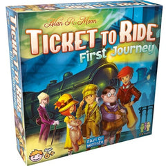 Ticket to Ride: First Journey | Davis Cards & Games