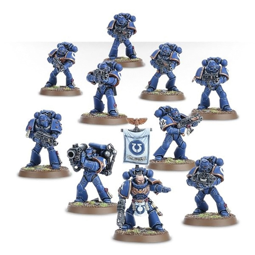 Space Marine Tactical Squad | Davis Cards & Games