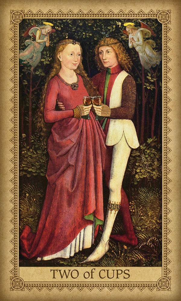 Influence Of The Angels Tarot | Davis Cards & Games
