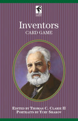 Playing Cards: Inventors Playing Cards of the Authors Series | Davis Cards & Games