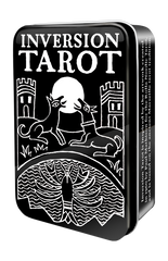 Inversion Tarot in a Tin | Davis Cards & Games