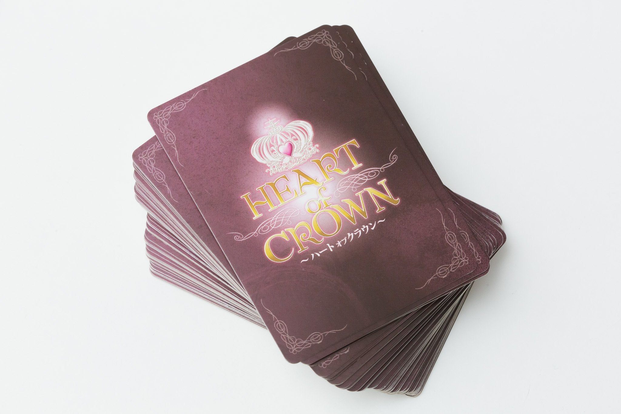 Heart of Crown | Davis Cards & Games