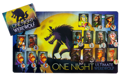 One Night Ultimate: Werewolf | Davis Cards & Games