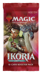Magic the Gathering: Ikoria: Lair of Behemoths: Draft Booster Box | Davis Cards & Games