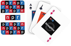 Playing Cards: npr: podcasts | Davis Cards & Games