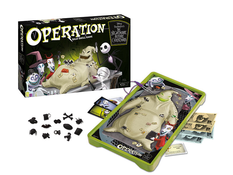 Operation: The Nightmare Before Christmas | Davis Cards & Games