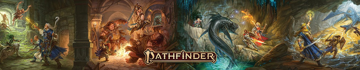Pathfinder 2E: GM Screen | Davis Cards & Games