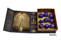 Elder Dice: Sigil of the Dreamlands Polyhedral Set | Davis Cards & Games