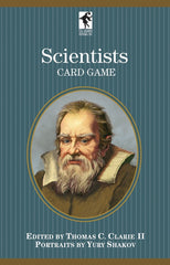 Playing Cards: Scientists Card Games of the Authors Series | Davis Cards & Games