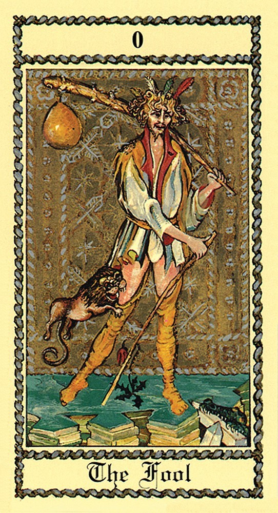 The Medieval Scapini Tarot | Davis Cards & Games