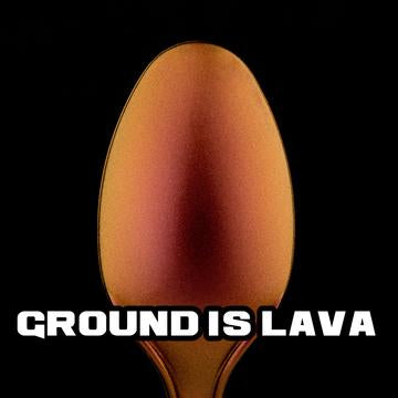 Ground is Lava Turboshift Acrylic Paint | Davis Cards & Games