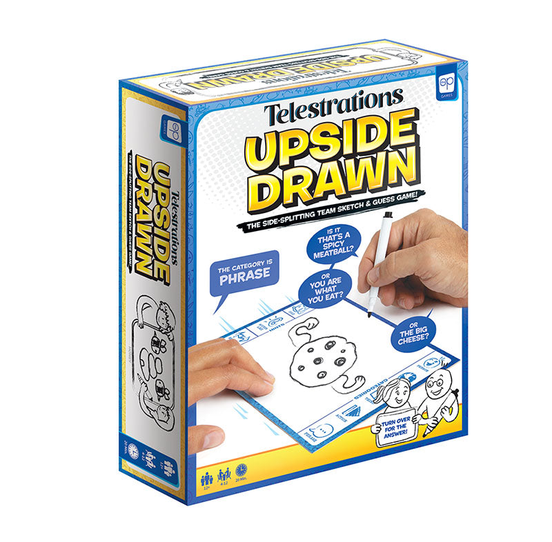 Telestrations: Upside Drawn | Davis Cards & Games