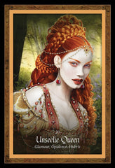 The Faery Forest: An Oracle of the Wild Green World | Davis Cards & Games