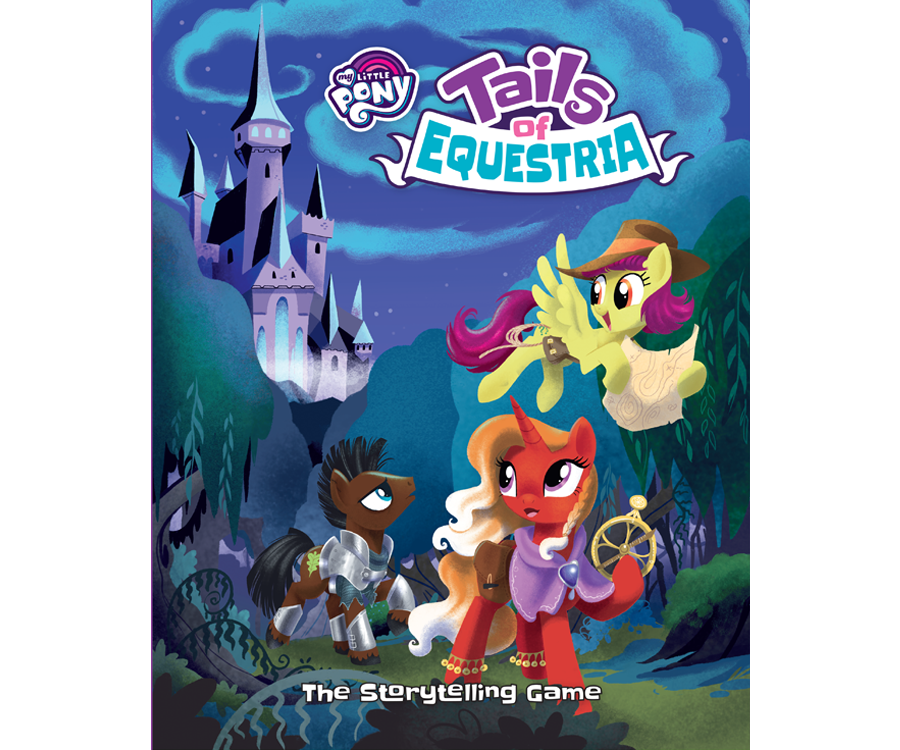 MLP: Tails Of Equestria Core Rulebook | Davis Cards & Games