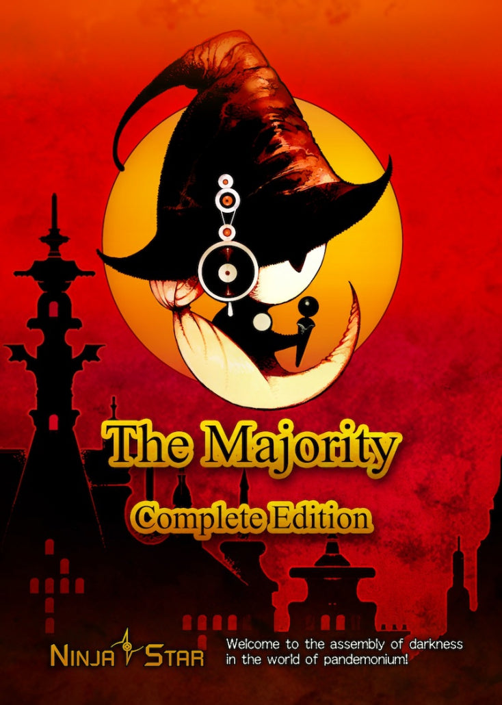 The Majority: Complete Edition | Davis Cards & Games