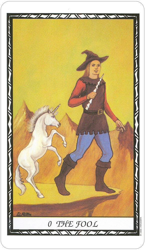 Unicorn Tarot Deck | Davis Cards & Games