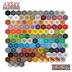 Warpaints: Lava Orange | Davis Cards & Games