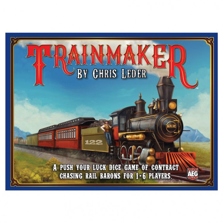 Trainmaker | Davis Cards & Games
