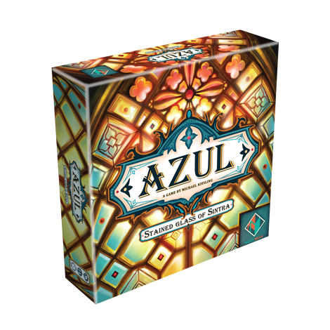 Azul: Stained Glass of Sintra | Davis Cards & Games