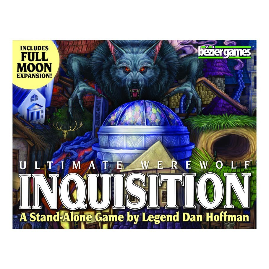 Ultimate Werewolf: Inquisition | Davis Cards & Games